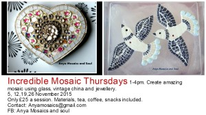 thursday mosaic 2015